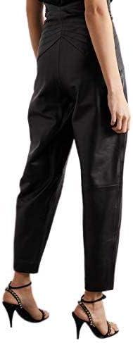 LUST FOR LEATHER Pantalon fuselé pour femme