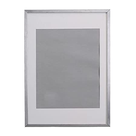 Ikea Ribba Picture Frame Aluminium 70 X 100 Cm Amazon