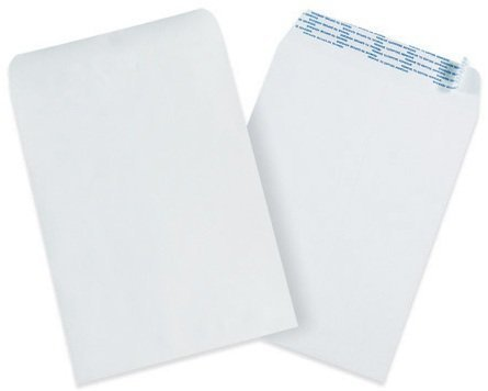 og Envelopes-Color Bright White Large Envelope-28lb 9 x12 Open End-Pck 35 (9x12) (Bright White Envelopes)