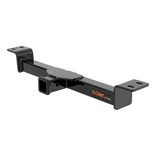 CURT 31198 Front Hitch with 2-Inch Receiver, Fits Select Toyota Land Cruiser, Sequoia, Tundra