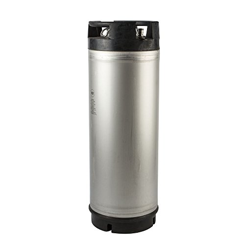KegWorks 5 Gal Ball Lock Homebrew Cornelius Keg - 5 Gallon - New,