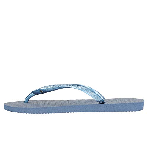 Crystal Navy Tongs Havaianas Slim SW Glamour Femme zUUFq05