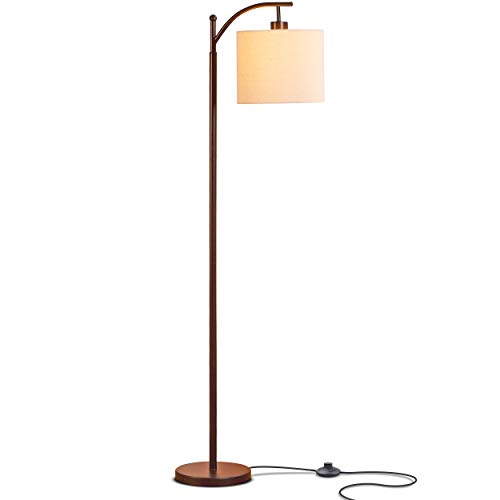 Brightech Montage - Bedroom & Living Room LED Floor Lamp - S