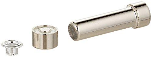 Dritz(R) Eyelet Kit with Tool - 5/32 Inch Nickel 25/Pkg