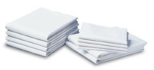 BH Medwear T130 Cotton Cloud Draw Sheets, 1 Dozen