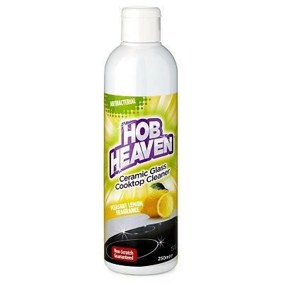 Lakeland Hob Heaven Antibacterial Ceramic & Induction Hob Glass Cleaner, 250ml