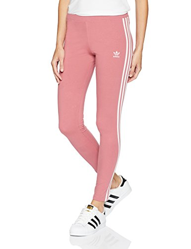 Original West Side Clothing - adidas Originals Women's 3-Stripes Leggings, Trace Maroon XS