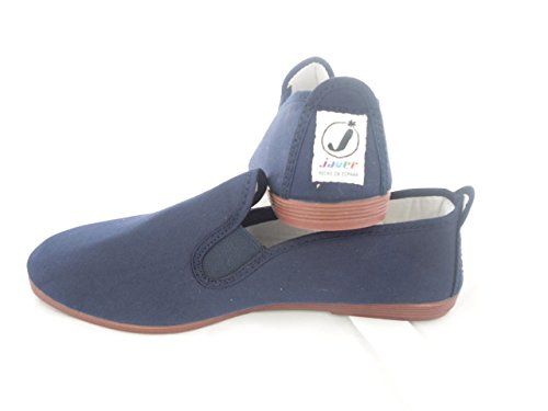 javer Flossy Shoes Navy Size UK 11 EU 45 Fqyj1d