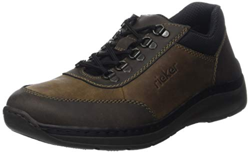 Uomo Sneaker Rieker 25 brown Marrone B8923 q6w5E