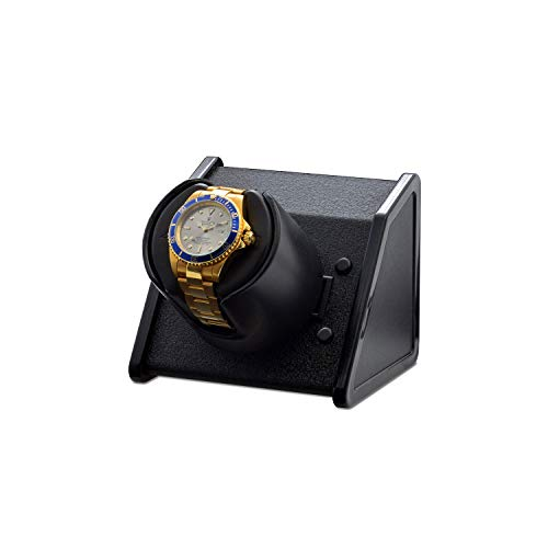 (Orbita Sparta 1 Open Watch Winder Black)