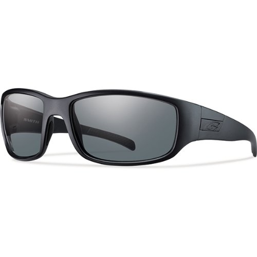 Smith Optics Elite Prospect Tactical Sunglass, Polarized Gray, - Sunglasses Tactical Smith Elite