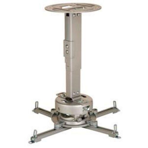 PRS Series Adjustable Projector Ceiling Mount Kit Drop Adjustment Length: 8.7