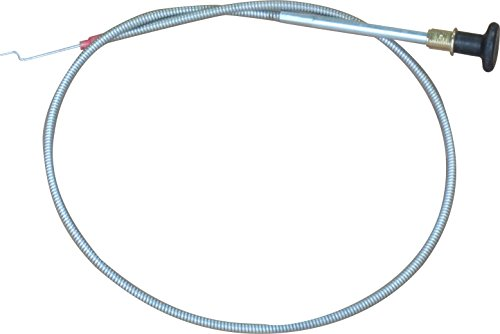 Hamiltonbobs Premium Quality Choke Cable Short IH International... - Mounted Choke Cable