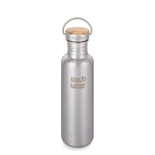 Klean Kanteen Unisex Reflect Bottle Brushed Stainless 532ml