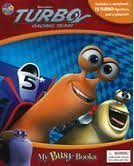 DreamWorks Turbo Racing Team My Busy Books (Turbo Racing)