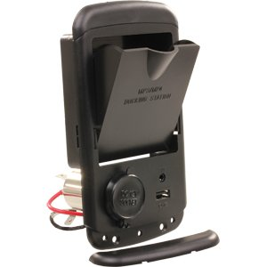 Mp4 Docking Stations (JR Products 15265 Black MP3/MP4 A/V Docking Station)