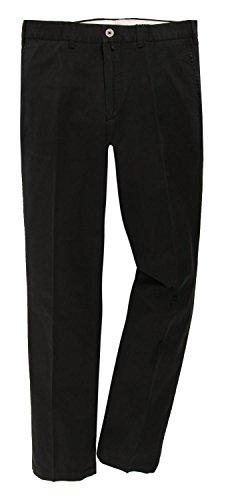 Gant Hommes Pantalon-Chino Noir The Cotton Comfort Pant T. 175644-5