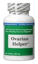 Ovarian Helper Capsule Format Healthy Living Solutions