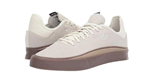 (adidas Skateboarding Men's Sabalo Off-White/Gum4/Gum5 11 D US)