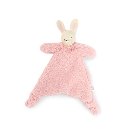 Mud Pie Bunny Teethers (Pink)