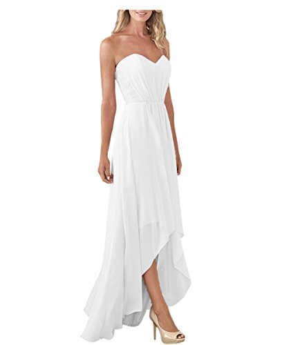 Ivory Evening Gowns - 7
