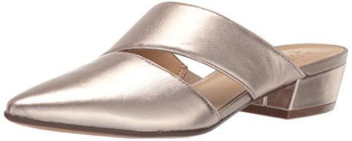 Naturalizer Women's BEV Shoe, Light Bronze, 9.5 N US