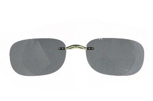 Silhouette Clip On 7686 5065 Spx Art Polarized Grey - On Clip Glasses Sunglasses Silhouette