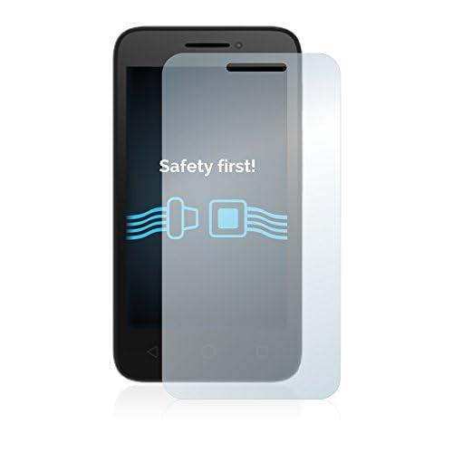 6 Unidades savvies Protector Pantalla Compatible con Garmin Monterra Pelicula Ultra Transparente