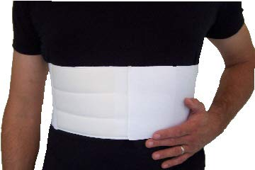 Alpha Medical Male Rib Belt/Chest Support. L0220 (Small) (Male Rib Belt Chest Support)