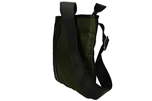 VF416 BIAGIOTTI hombre bolsa bandolier verde Bandolera UOMO Y5dqwYT