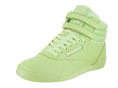 - Reebok Kids F/S Hi Colors Lime Glow/White Casual Shoe 6 Kids US
