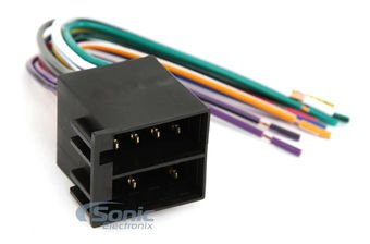 Metra 70-7303  Harness for Hyundai/Kia 2009 and Up with Infinity Sound System