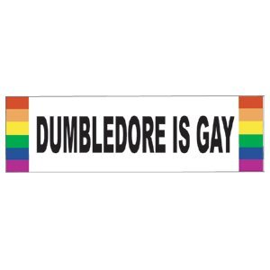 Gay pride bumper sticker song about