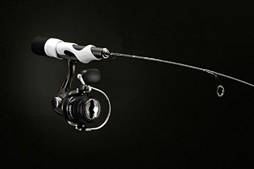 13 Fishing Wicked Ice Medium Combo, 2.4', Black