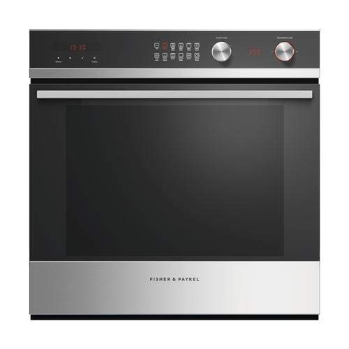 Fisher Paykel OB24SCDEX1 Contemporary Series 24 Inch 3 Cu. Ft. Total Capacity Electric Single Wall Oven by Fisher & Paykel