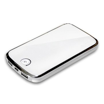 Impower Elite Portable Cell Phone Charger, 11000 mAh External Battery Backup Charger and Power Bank