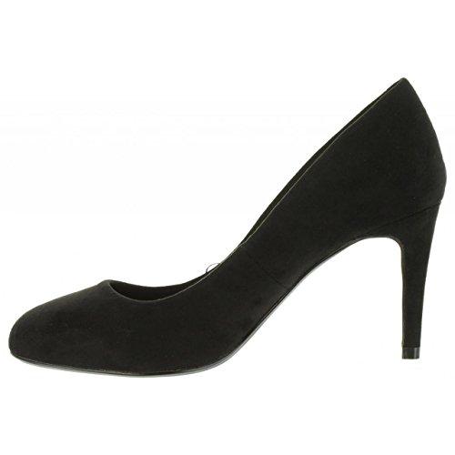 C17938 Heel Shoes Women 52781 Felpi Mtng Negro qHpwxf