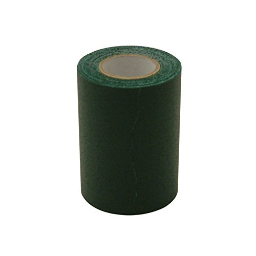 JVCC REPAIR-1 Leather & Vinyl Repair Tape: 3 in. x 15 ft. (Dark Green)