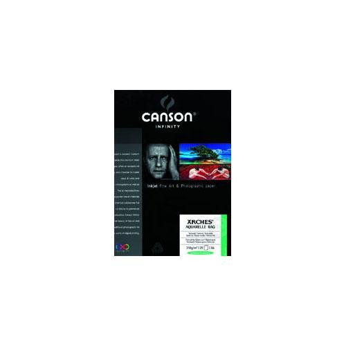Canson Arches Aquarelle Rag 240gsm 210x297mm A4 - Pack of 25