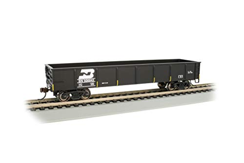 Bachmann Trains 17203 40' Gondola - Burlington Northern #500043 - HO Scale, Prototypical Colors ()