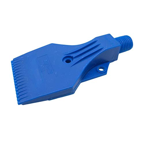 (CGjiogujio ABS Air Blower Air Nozzle Air Knife Wind 1/4