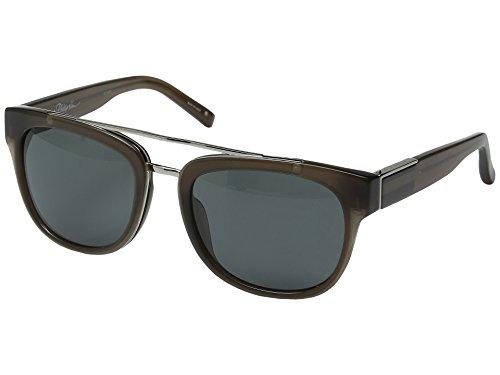 3.1 Phillip Lim Women's PL144C5SUN Carob/Silver/Fog - Phillip Lim Sunglasses
