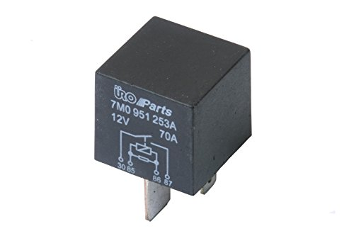 URO Parts 7M0 951 253A Multi-Purpose Relay
