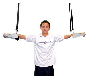 Iron Cross & Gymnastics Strength Trainer