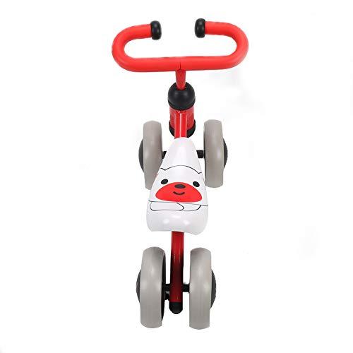 Arkmiido Kinder Laufrad Spielzeug für 1-3 Jahr, für Lauflernrad für Jahr, Baby und Kinder, Lauflernrad 4 Rädern, baby balance fahrrad a3b638