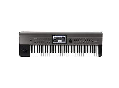 Korg Krome EX 61-Key Synthesizer Workstation by Korg