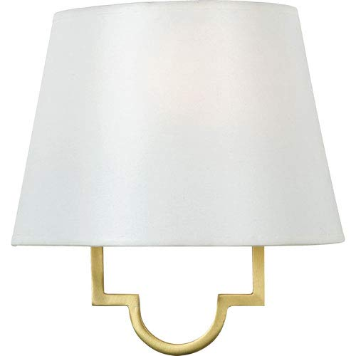 - 251 First Linden Gold One-Light Wall Sconce