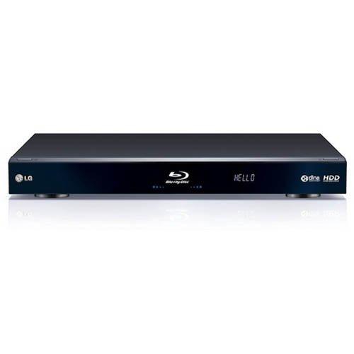 LG BD590 250 GB HD Network Blu-ray Disc Player