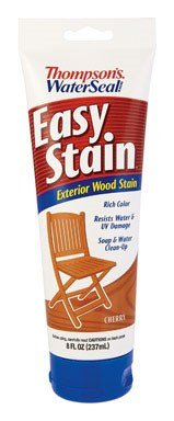 thompsons-14541-8-ounce-cherry-easystain-exterior-exterior-wood-stain