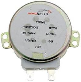 Motor de plato de microondas at325 max25rdg whirlpool amw485wh horno microondas